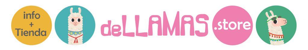 logo de dellamas.store