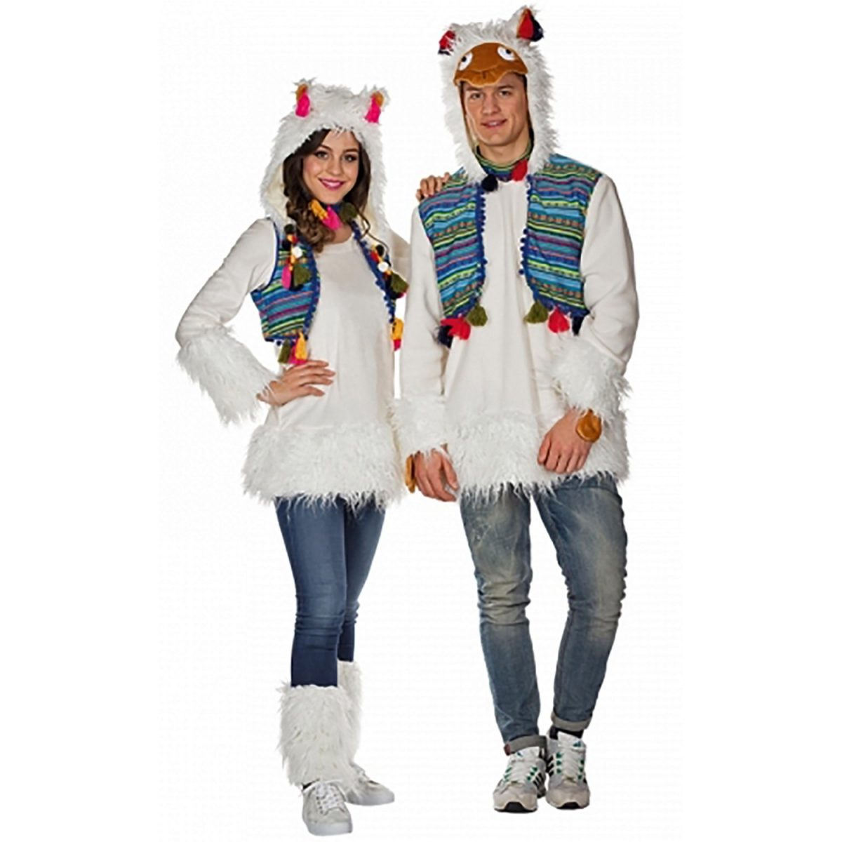 disfraz de llama original disfraces de animales para adultos online hombre mujer