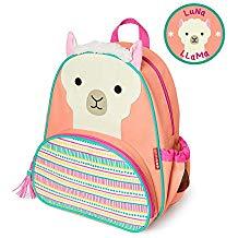 mochila para el colegio infantil de llama moda originales